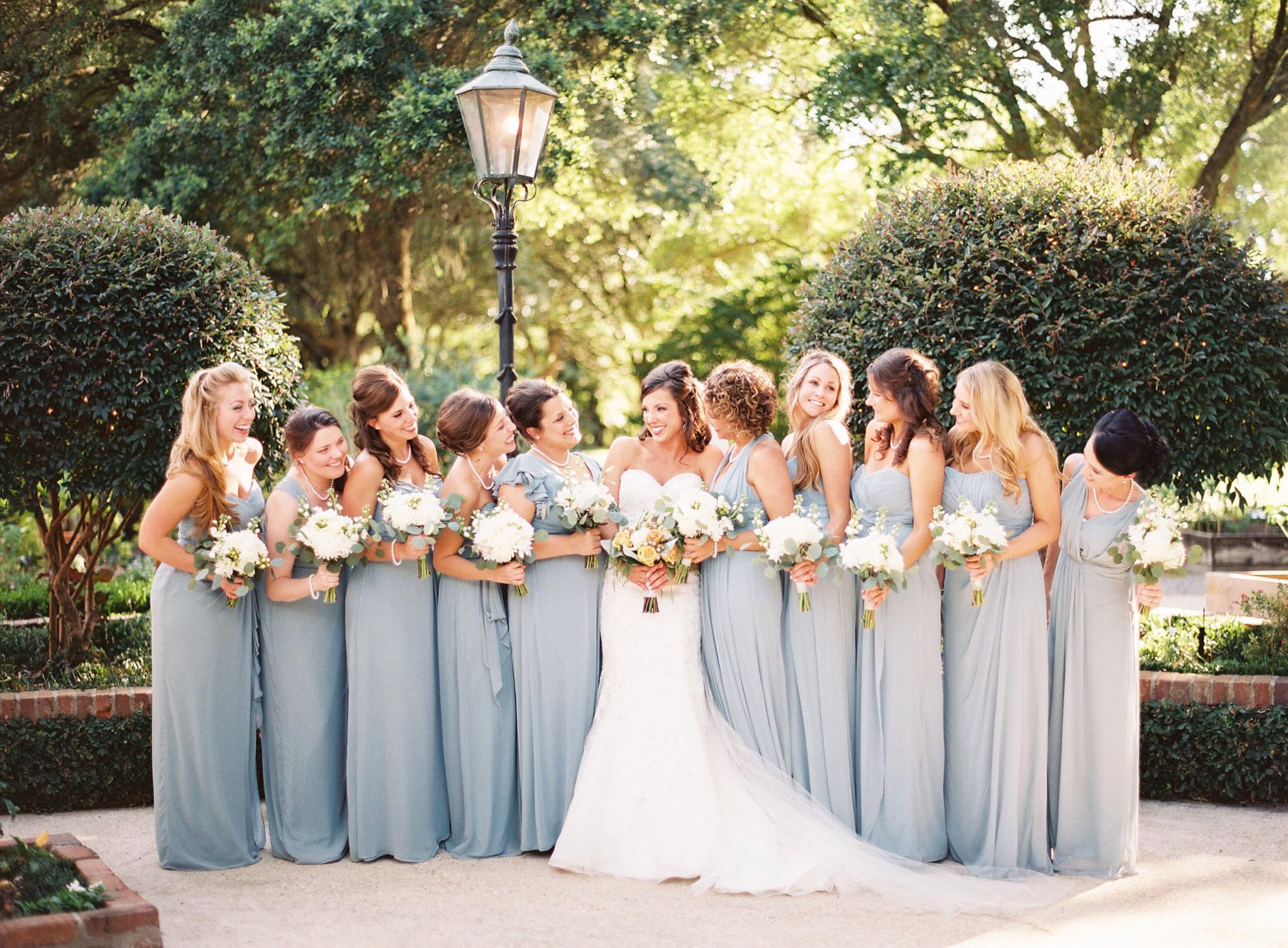 Emily Matthews White Oak Wedding